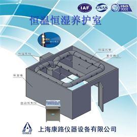SNH-III养护室温湿自控控制仪(40平方)喷雾花