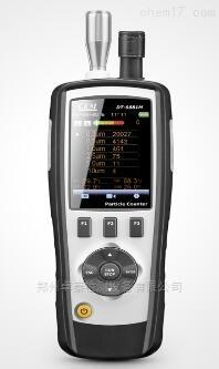 河南郑州DT-9880M河南郑州粉尘浓度PM2.5PM10测试仪