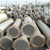 长期回收二手不锈钢冷凝器