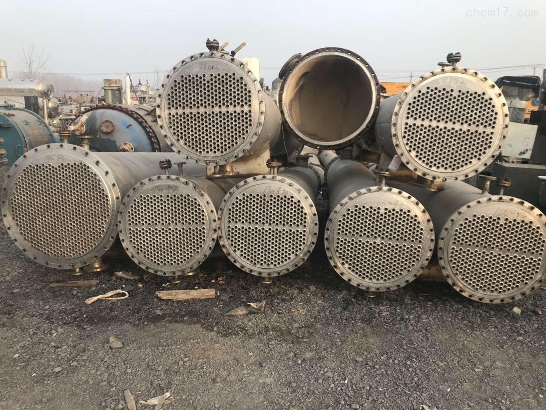 不锈钢列管冷凝器回收不锈钢列管冷凝器