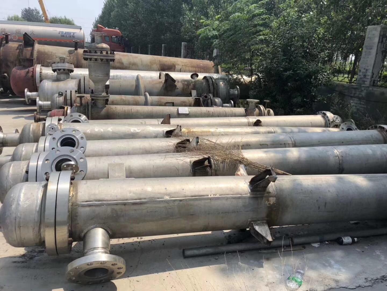 不锈钢列管换热器回收不锈钢列管换热器