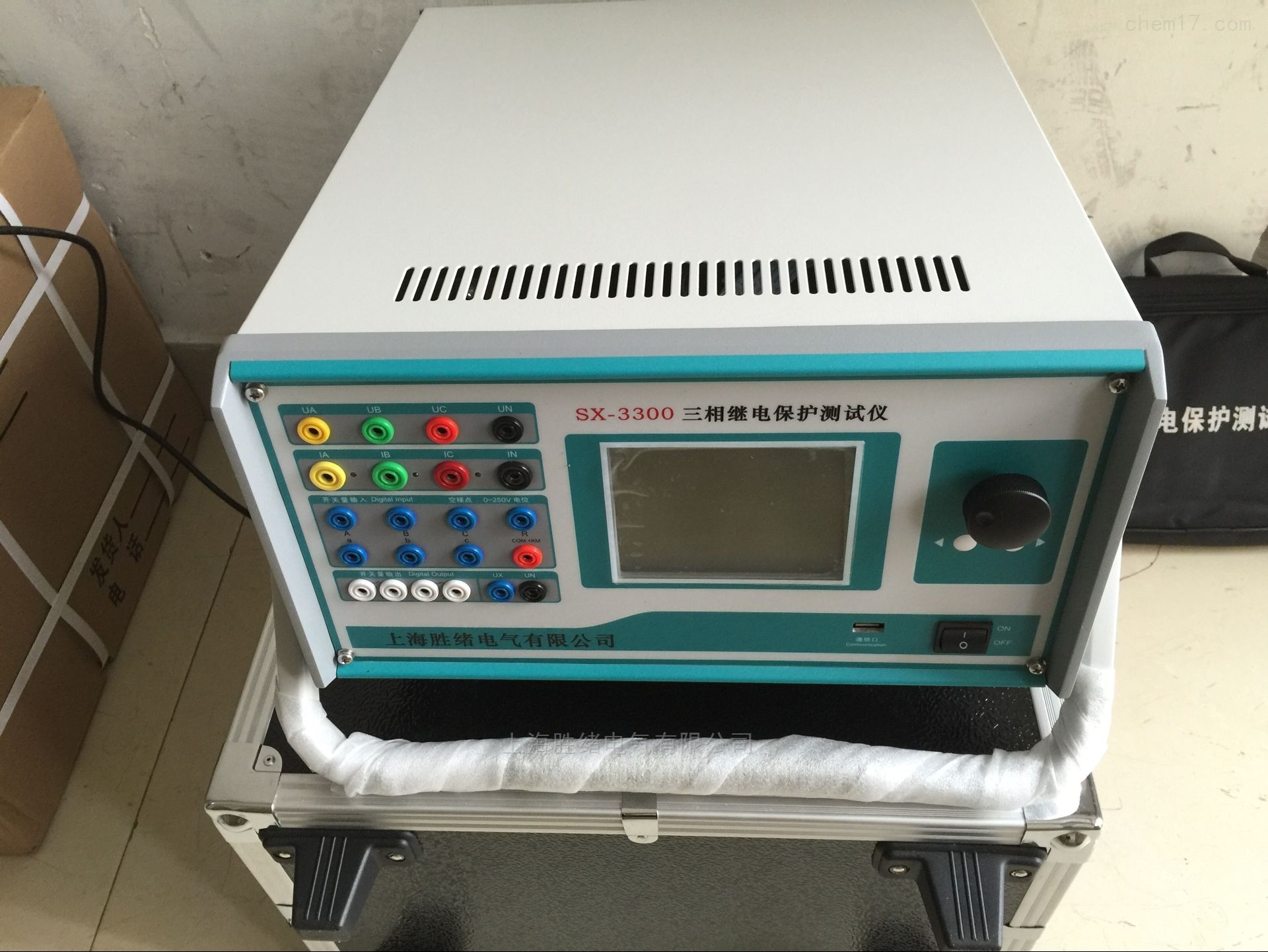 SL8203微机继电保护测试仪