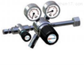 气路安装GCE钢瓶减压器安装操作