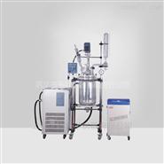 YSF(EX)-10L标准型变频调速双层玻璃反应釜