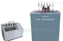 XRW系列热变形、维卡软化点温度测定仪