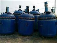 长期大量回收二手5吨搪瓷反应釜