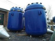 常州市大量回收二手1吨搪瓷反应釜回收电话