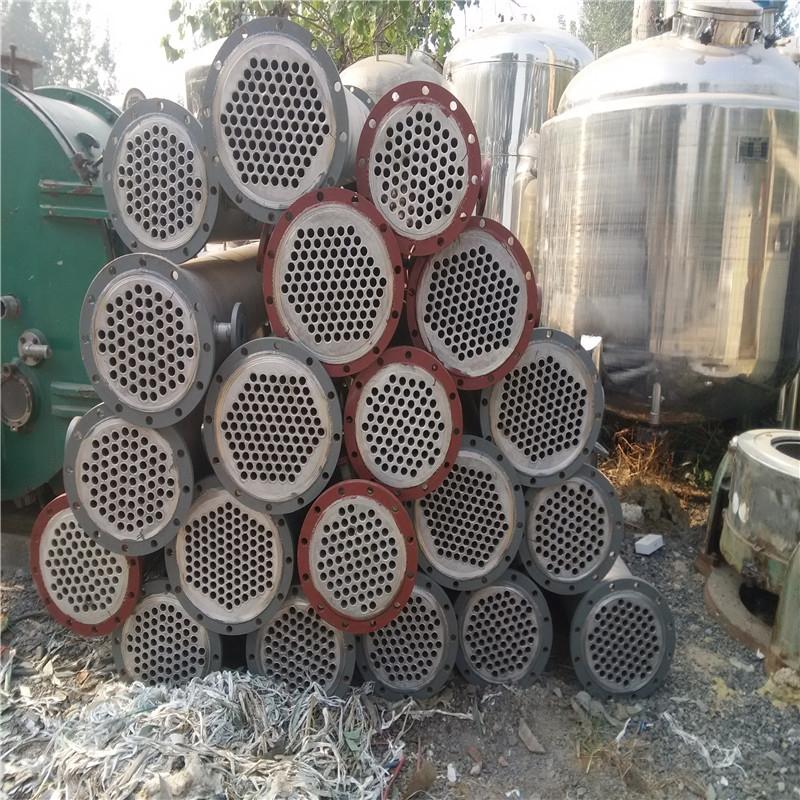 二手不锈钢冷凝器采购价