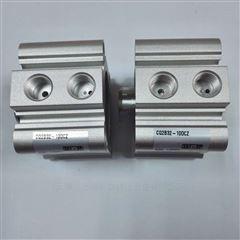 CQ2 Z系列SMC标准型薄型气缸CQ2B32-10DCZ单杆双作用