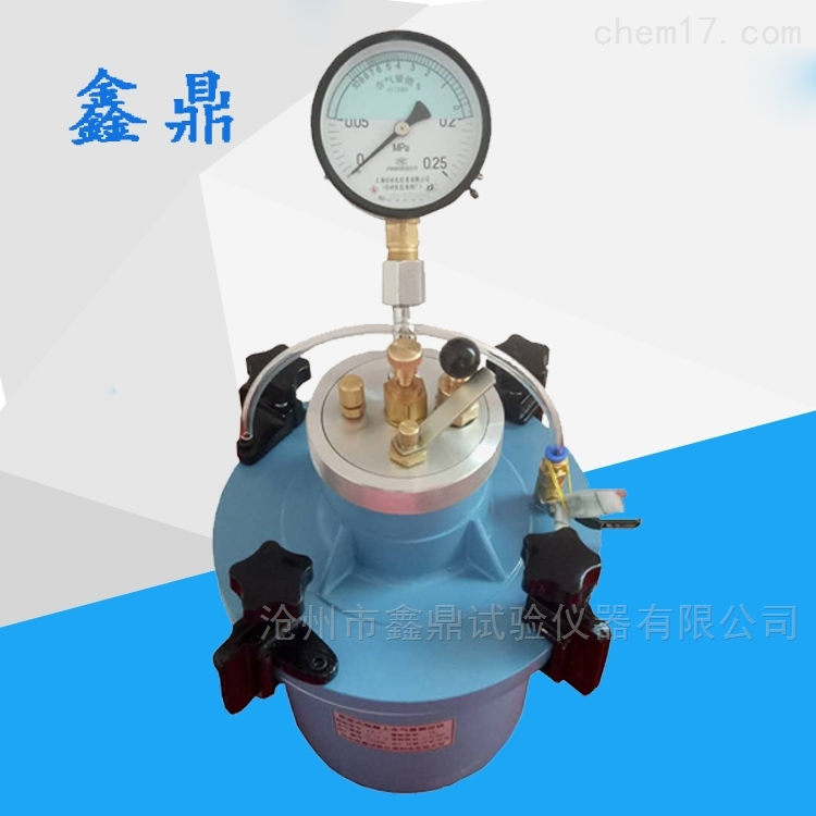 CA-5混凝土含气量测定仪