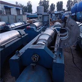 转让节能环保二手污水处理用卧螺离心机