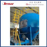 磷酸鐵鋰二流體噴霧干燥機LPG-10