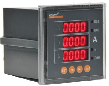 PZ80-AI3菲姬711tv直播下载三相數顯電流表