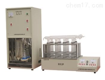 定氮仪KDN-04C 不锈钢防腐板,电极型蒸馏器
