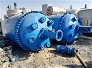 新到一批九成新3吨5吨10吨不锈钢反应釜