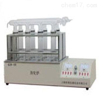 上海昕瑞KDN-12 12孔井式电加热消化炉
