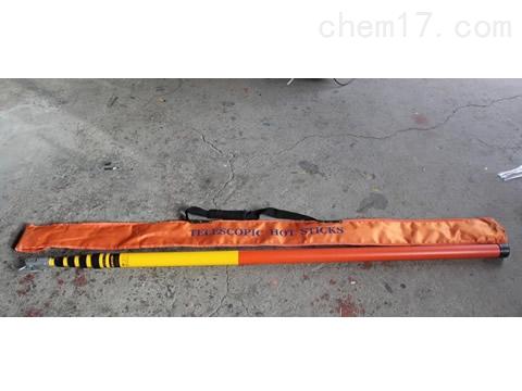 JYG-S高质量伸缩式拉闸杆