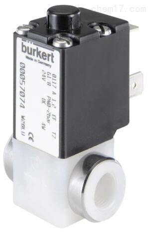 BURKERT二位二通電磁閥0117型