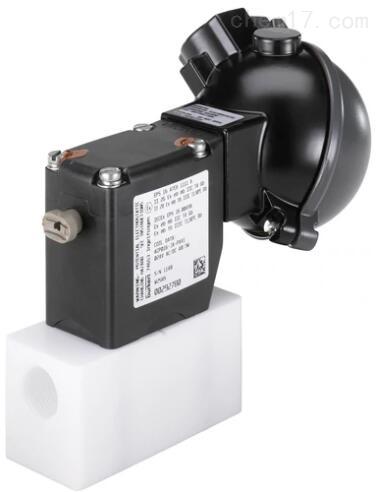 BURKERT直动式两位两通电磁阀0121类型