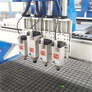 四工序數控板式家具木工機械加工中心開料機