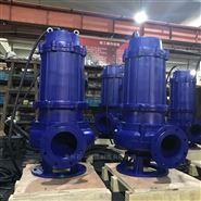 无堵塞排除污水QW潜水排污泵
