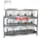 实验室兔子饲养笼架  12、15位笼