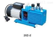 2XZ-2旋片式真空泵2XZ-2价格旋片式真空泵报价