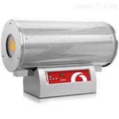 卡博莱特高温水平三段式管式炉