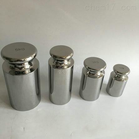 货源产地直发 25kg20kg10kg镀铬材质砝码