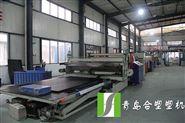 PC阳光板生产线的性能及用途厂家青岛合塑