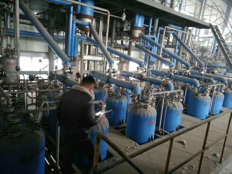 回收20吨搪瓷反应釜回收二手20吨的搪瓷反应釜价格靠谱