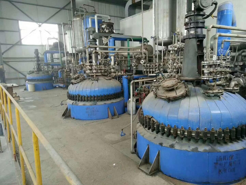 高价回收二手反应罐二手搪瓷反应釜价格合理