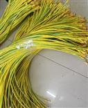 黄绿接地线BVR6平方长200毫米产品简介