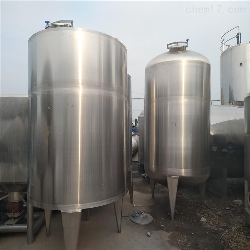 长期出售二手全新不锈钢储罐