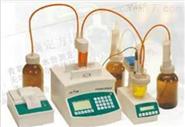 ZDJ-3S全自动卡氏微量水分测定仪代理商
