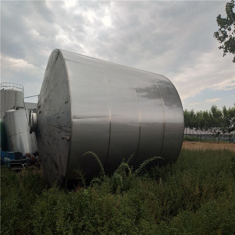 宁波现货出售二手不锈钢储罐
