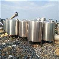 回收处理二手不锈钢搅拌罐
