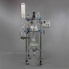 S212-100L100L双层玻璃反应釜