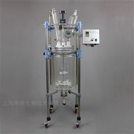 S212-20L双层玻璃反应釜