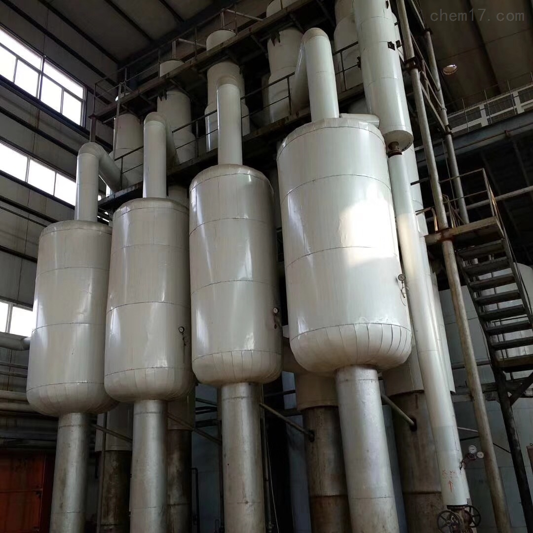 回收二手三效多级蒸发器价格