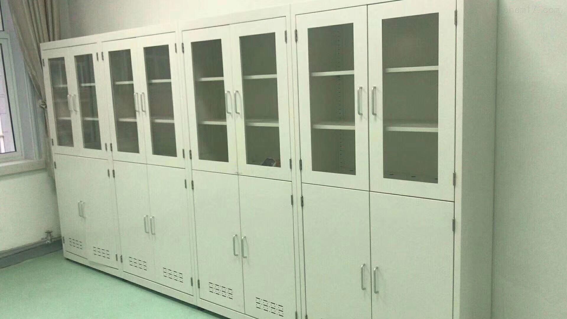 简易型铝木文件柜