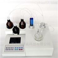 卡尔费休容量法水分仪