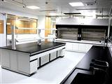 实验室防滑减震钢木实验台