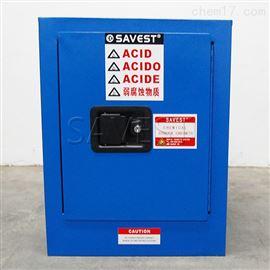 WB8100404加仑弱腐蚀性液体防火安全柜