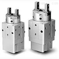高精度型SMC平台摆动气缸的说明MSQA50A