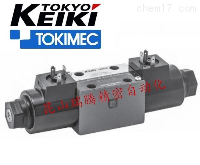 TOKYOKEIKI电磁阀DG4V-3-2N-U-H-100