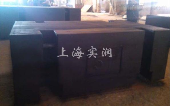 5000kg铸铁砝码