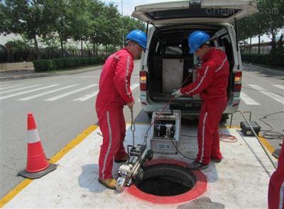 都盈专业排水管道CCTV检测清淤非开挖修复