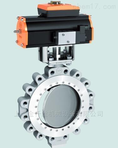 德国进口EBRO高性能蝶阀HP300主要性能参数