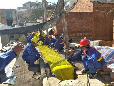 CIPP光固化管道不开挖修复专业施工团队